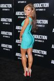Daphne Joy. At the 'Abduction' World Premiere, Chinese Theater, Hollywood, CA. 09-15-11 stock photography