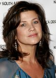 Daphne Zuniga. 09/18/2006 - Beverly Hills - Daphne Zuniga attends the Archbishop Desmond Tutu`s 75th Birthday Honored by Artists for a New South Africa held at Royalty Free Stock Photos