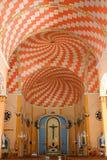 Dapitan-Kirche Stockfoto