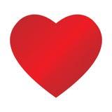 Dappled heart Royalty Free Stock Photography