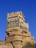 Dar Al Hajar (Rock Palace), Yemen Stock Photography