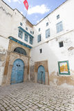 Dar Ben Abdallah. Museum in Tunis, Tunisia Royalty Free Stock Image