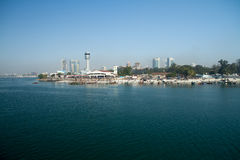 Dar er salaam view Stock Photography