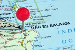 Dar-es-saalam Royalty-vrije Stock Fotografie