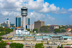 Dar Es Salaam City Centre Royalty Free Stock Photos