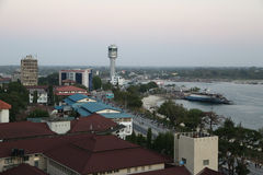 Dar es Salaam Royalty Free Stock Photos
