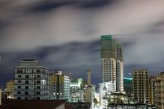 Dar Es Salaam van de binnenstad royalty-vrije stock foto's