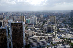 Dar es Salam, Tanzanie images libres de droits