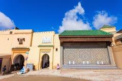 Dar Jamai Museum Stock Photos