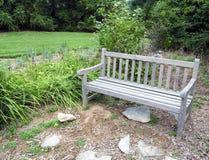 Dar la bienvenida al jardín imagen de archivo