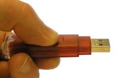 Dar USB 2 Fotografía de archivo libre de regalías