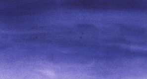 Dar violett vattenfärgtextur Arkivfoto