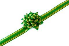 dar wstążkę bow Zdjęcie Stock