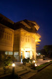 Dara Pirom slottmuseum Arkivbild