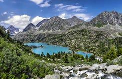 Darashkol озера Стоковая Фотография RF