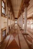 Darbar Hall de Royal Palace, Indore Photo stock