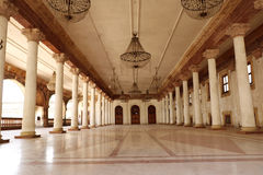 Darbar Hall of Royal Palace, Indore Stock Photography