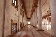 Darbar Hall von Royal Palace, Indore Stockfotografie