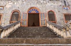 Darbar Hall von Royal Palace, Indore Lizenzfreies Stockfoto