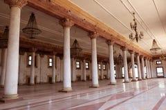 Darbar Hall von Royal Palace, Indore Stockfoto