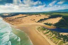 Darby River, het Voorgebergte van Wilson ` s, Australië Stock Fotografie