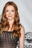 Darby Stanchfield Royalty Free Stock Photos