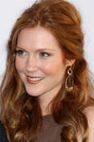 Darby Stanchfield arrives at the ABC / Disney International Upfronts Stock Photo