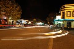 Darby Straße - Newcastle Australien Stockbilder