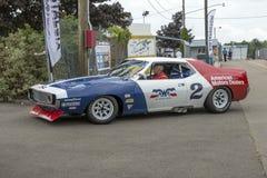 Darda samochód wyścigowy fotografia royalty free