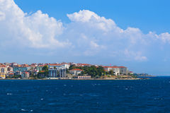 Dardanelles Channel at Turkey Royalty Free Stock Images