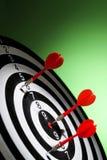 Dardeggia le frecce Fotografia Stock Libera da Diritti
