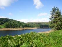 Dardo del fiume in Fairholme fotografie stock libere da diritti
