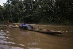Darien Gap Panama stock photo