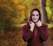 Darina -Autumn PhotoShoot stock photos