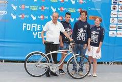 Dario Argento al Giffoni Film Festival 2013 Fotos de archivo