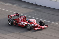 Dario Franchitti 10 Indianapolis 500 Pole Day 2011 Royalty Free Stock Images