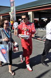 Dario Franchitti Royalty Free Stock Images