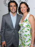 Dario Franchitti,Ashley Judd Royalty Free Stock Images