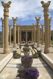 Darioush Winery in Napa Valley Royalty Free Stock Photography
