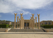 Darioush Winery in Napa Valley Royalty Free Stock Image