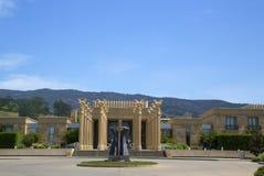 Darioush wytwórnia win w Napy dolinie Obraz Royalty Free