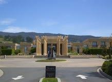 Darioush wytwórnia win w Napy dolinie Obraz Stock