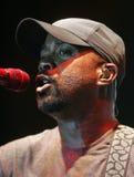 Darius Rucker performs in Concert stock image