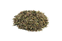 Darjeeling black tea. Darjeeling first flush, tea that has been harvested at a specific time, immediately following spring rains Royalty Free Stock Image