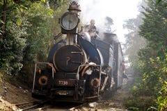 Darjeeling Himalayan Railway, Dajeerling, India Royalty Free Stock Images