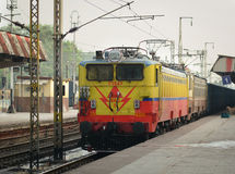 Darjeeling Himalayan Railway Stock Images