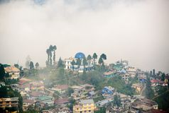 Darjeeling, Inde Photos stock