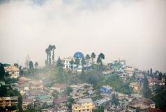 Darjeeling Indien arkivfoton