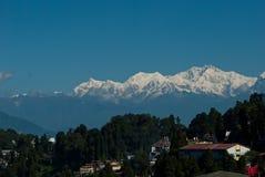 Darjeeling krajobraz Fotografia Stock
