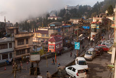 Darjeeling Landscape Stock Photo
